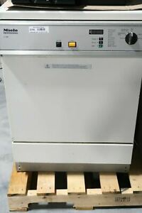 Miele Professional G7881 Free Standing Glassware Washer Dish Washing Machine