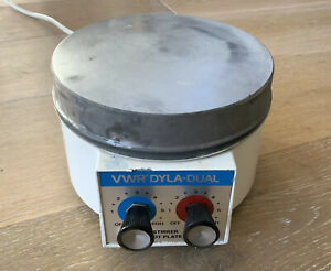 Vwr Dyla dual Hotplate Magnetic Mixer Stirrer