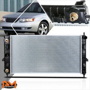 Aluminum Oe Replacement Radiator For 03 10 Chevy Cobalt Saturn Ion 1 At Dpi 2608