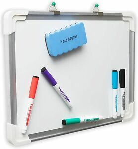 Hanging Writing White Board Drawing Planning Magnetic Dry Erase Kids Office New