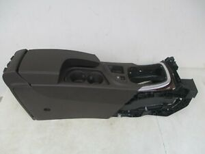 Oem 2011 Buick Regal Cocoa Brown Floor Center Console 20921348