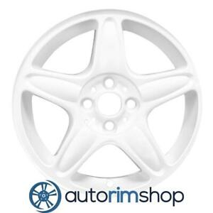 Mini Cooper Clubman 2007 2014 16 Oem Wheel Rim White