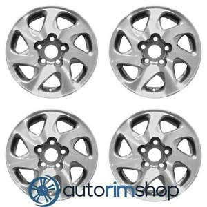 Toyota Camry 1997 2001 15 Oem Wheels Rims Full Set