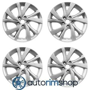 Hyundai Veloster 2016 17 Oem Wheels Rims Full Set W Out Tpms Slot