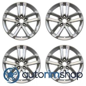 Kia Sorento 2014 2015 17 Oem Wheels Rims Full Set W out Tpms Slot