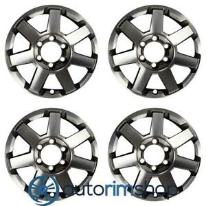 Toyota 4runner Fj Cruiser 2014 2020 17 Oem Wheels Rims Full Set