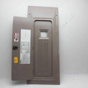 Eaton Ch8kf Flush surface Mount Cover For K Size 37 42 space Breaker Panel Box
