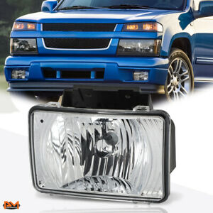 For 04 12 Chevy Colorado gmc Canyon Oe Style Front Bumper Fog Light lamp 1pc L r