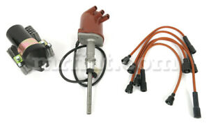 Fiat 600 850 Electronic Distributor W Cables Kit New