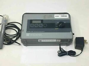 Ysi Model 58 115v Dissolved Oxygen Meter With Probe And Charger