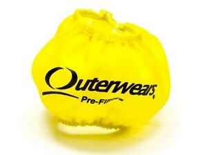 Outerwears 3 In Od Yellow Shielded Breather Pre Filter P N 10 1018 04