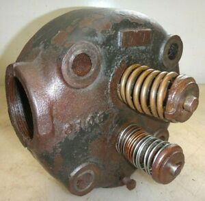 Head For Alamo Empire Rock Island 5hp To 6hp Hit And Miss Old Gas Engine Nice