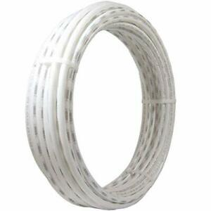 Sharkbite White Pex Pipe 1 2 Inch Flexible Tube Potable Water Push to connect
