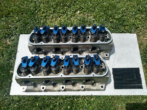 1987 1995 Ford Mustang 5 0l Trickflow Twisted Wedge Cylinder Heads Cobra Gt40 Gt
