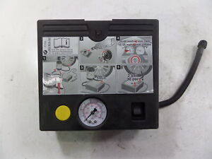 Bmw M3 Coupe Air Compressor Flat Tire Inflation Tool Kit E46 71 10 2 282 822 02