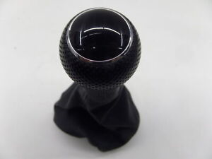 Vw Golf City 5 Speed Golf Ball Shift Knob Mk4 08 09 Oem 1j0 711 113