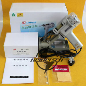 S 998p 1pcs Electric Desoldering Gun Vacuum Pump Solder Sucker 100w 220v