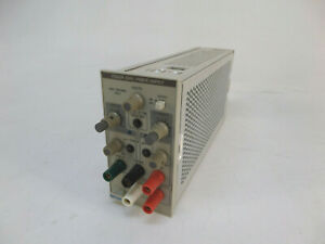Tektronix Ps503a Triple Power Supply tm500 Systems