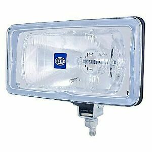 Hella Driving Fog Light Driving Beam Halogen 55w Clear Light Color 005700471