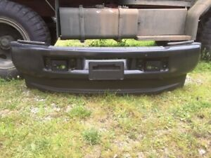 2017 2018 2019 Omc Factory Ford F350 F450 F550 Super Duty Painted Front Bumper