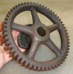 Cam Gear For Stover Y Or W Hit And Miss Old Gas Engine Part No E209