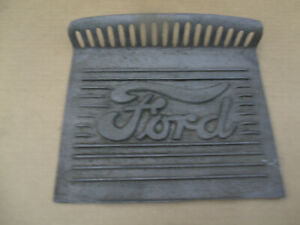 Model T Ford 1926 1927 Roadster Step Plate Mt 4819