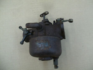 Model T Ford Holley G Carburetor Mt 4820