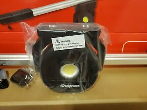 Snap On Tools 2100 Lumens Rechargeable Flash Light Ecuhd218