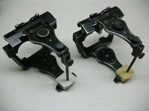 2 X Denar Auto Mark Dental Articulator S Lab Hanau Whipmix Waterpic