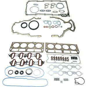 New Kit Engine Gasket Set For Chevy Avalanche Express Van Suburban Savana Yukon