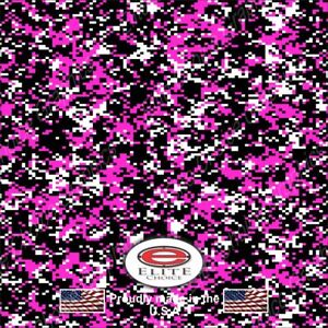 Digital Pink Wrap Vinyl Truck Camo Car Suv Real Camouflage 52 X6ft