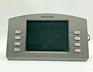 Atm Machine 1800ce Lcd Assembly Part 7390000029