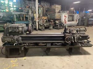 Lodge Shipley Engine Lathe 14 X 72