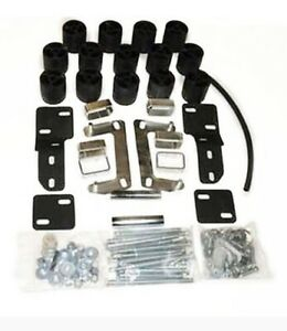 3 Body Lift For 01 11 Ford Ranger 2wd 4x4