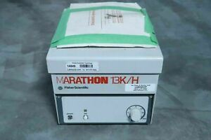 New no Box Fisher Scientific Marathon 13kh Centrifuge With Rotor
