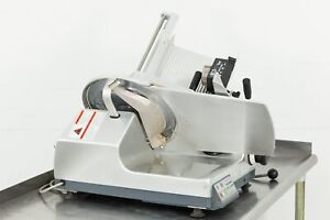 Used Bizerba Gsp Hd33 13 Automatic Gravity Feed Meat Slicer 551178
