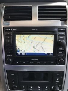 2004 2007 Chrysler Dodge Jeep 6disc Navigation Radio W Nav Rec Sat Ves Comp