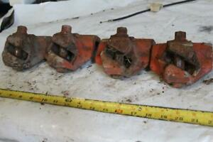 Allis Chalmers Wd 45 Or Wc 45 Rim Spin Out Stops 2
