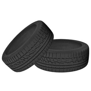2 X New Falken Ziex Ze 950 A S 245 40 17 95w High Performance Tires