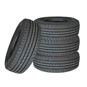 4 X New Lexani Lxht 206 235 65r18 104t Street sport Truck All season Tires