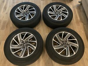 2020 Lincoln Aviator Oem Wheels Rims Tires Factory Set 19x8 19