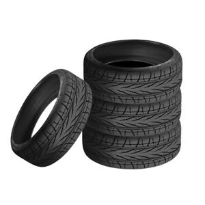 4 X New Forceum Hexa R 205 45r18 90yr Ultra High Performance Tires