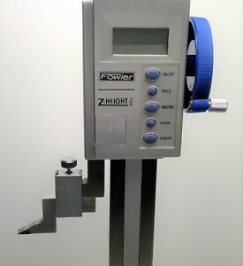 Fowler 24 Z height e Electronic Height Gage 54 175 024