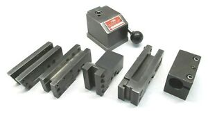 Kdk 100 Series Quick Change Lathe Tool Post W 5 Holders 12 To 16 Swing