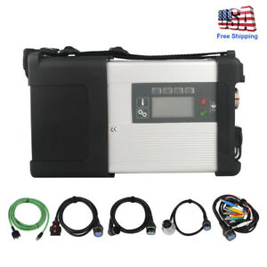 Mb Star C5 Sd Connect Obd2 Compact Multiplexer Diagnostic Tool Fits For Benz Us