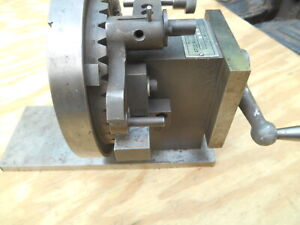 Atco Wg 1 Rotary Indexer Rotary Table 6 1 2
