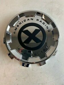 American Racing Atx Ao1900421c Chrome Wheel Center Cap