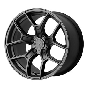 18 Inch 5x112 4 Wheel Rims Motegi Mr133 18x9 5 45mm Black