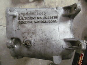 Aug 23 67 Muncie Case For 68 Year Early Date Nice 4 Speed M20 M21 M22