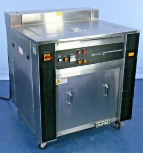 Steris Caviwave Cavi 20w e Large Heated Ultrasonic Cleaner Tested With Warranty